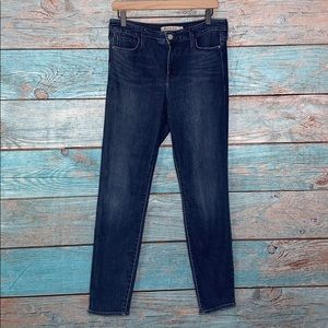 Athleta Blue Jeans Size 10 High Rise